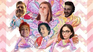 Новый отряд Winx||Multibloggers||Винкс