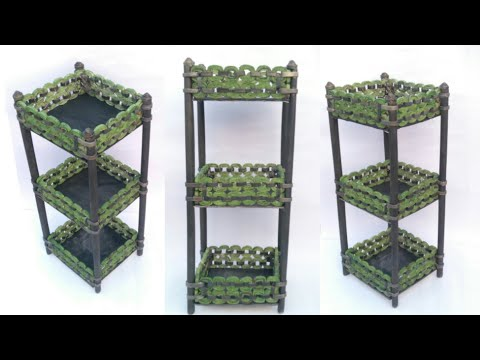 multi storage basket | newspaper basket | newspaper tokri | newspaper craft | HMA##201