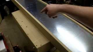 Part 8 Of 8- Building A Planer Feed Table And Stand