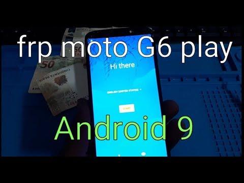 Removendo conta Google moto G6 Play moto Z3 play Android 9 veja o vídeo até o final pessoal