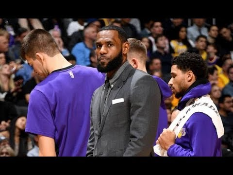LeBron James i njury 2019 NBA All Star Game prediction made over Lakers star's return