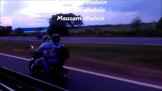 hawayein lyrics – Jab Harry Met Sejal | srk | Arijit Singh | view from bus window