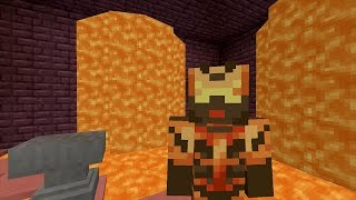 "Minecraft XBOX - Evil Empire {106} ""The Flame Atronach"""