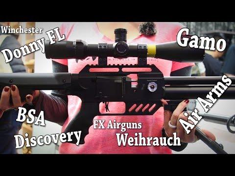 NEW Airguns: British Shooting Show 2019 - Pellet Pushers Report