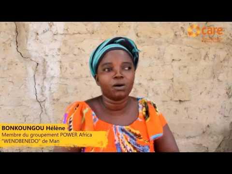 """Focus Groupe et Témoignages des Femmes du Groupe POWER """"Wendbenedode"""" de Man"""
