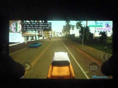 Lg Optimus 4x HD GTA Vice City Gameplay