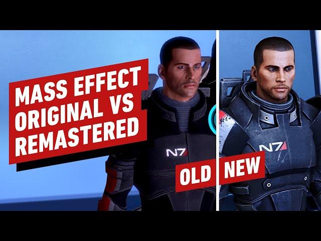 Mass Effect Legendary Edition (видео)