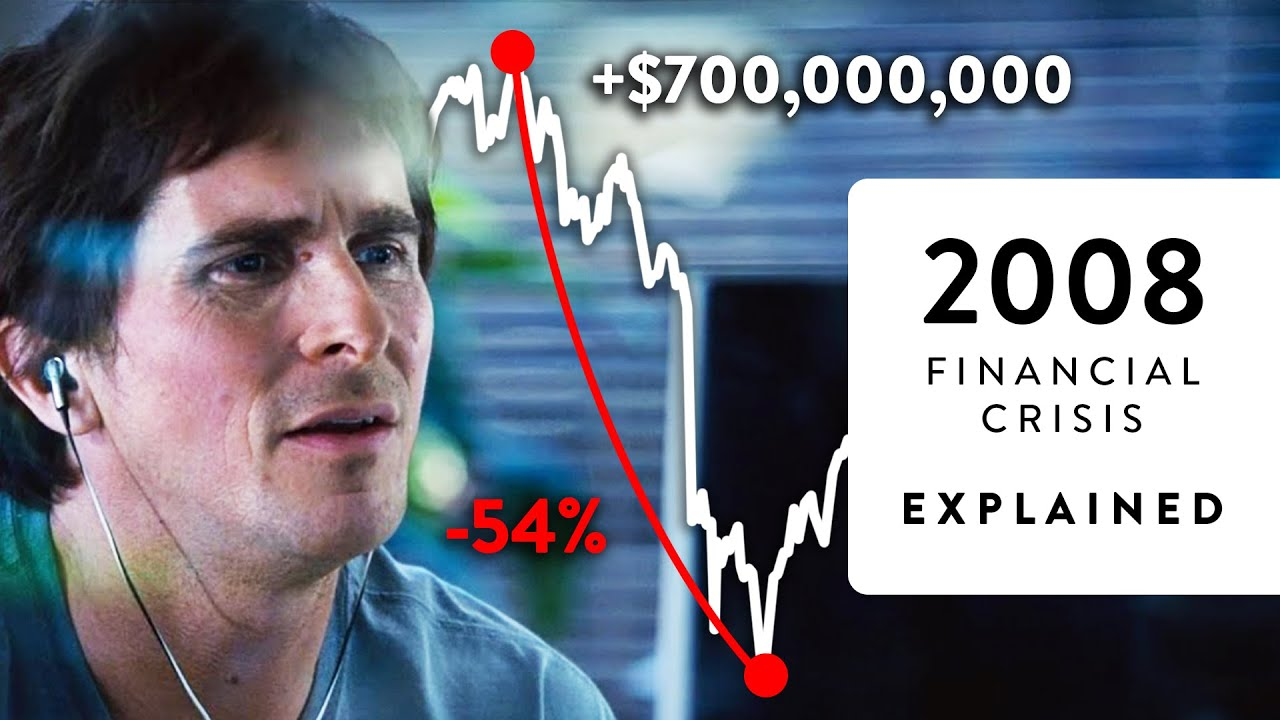How Did Michael Burry Predict the 2008 Housing Bubble? (The Big Short Explained)