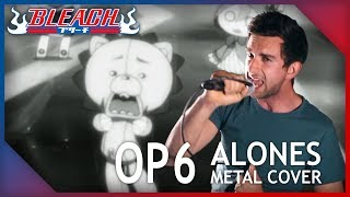 Gambar cover 【ANIATAMA】BLEACH OP6 - ALONES || METAL COVER
