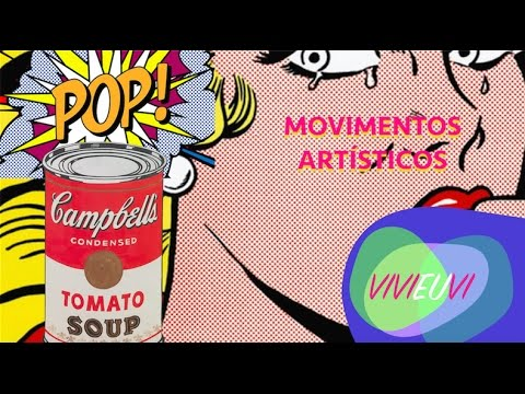 POP ART #VIVIEUVI