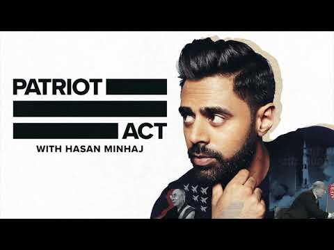 Patriot Act with Hasan Minhaj  Theme Song  Ludwig Göransson