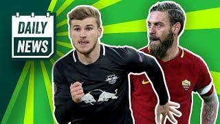 Sébastien Haller will nicht zu West Ham! Daniele De Rossi: Karriereende?