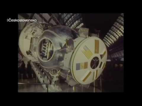 Statečná srdce -  rakety Vladimír Remek a jeho let do kosmu 1978