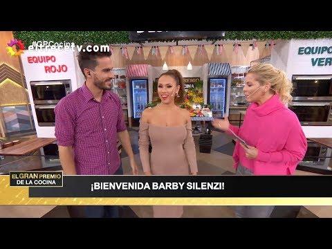 Barbie Silenzi confesó que es muy buena cocinera en