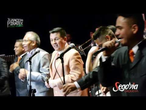 Tributo A La Salsa Peruana 1 / Segovia Orquesta / Teatro Municipal Del Callao / 2016