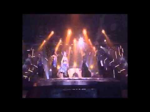 Tarina Patel performance at  South African Idols