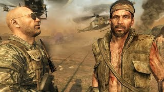 АДСКАЯ МИССИЯ ВО ВЬЕТНАМЕ Call Of Duty Black Ops - Морпехи прохождение