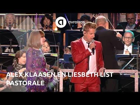 Alex Klaasen en Liesbeth List - Pastorale - Shaffy Symfonia