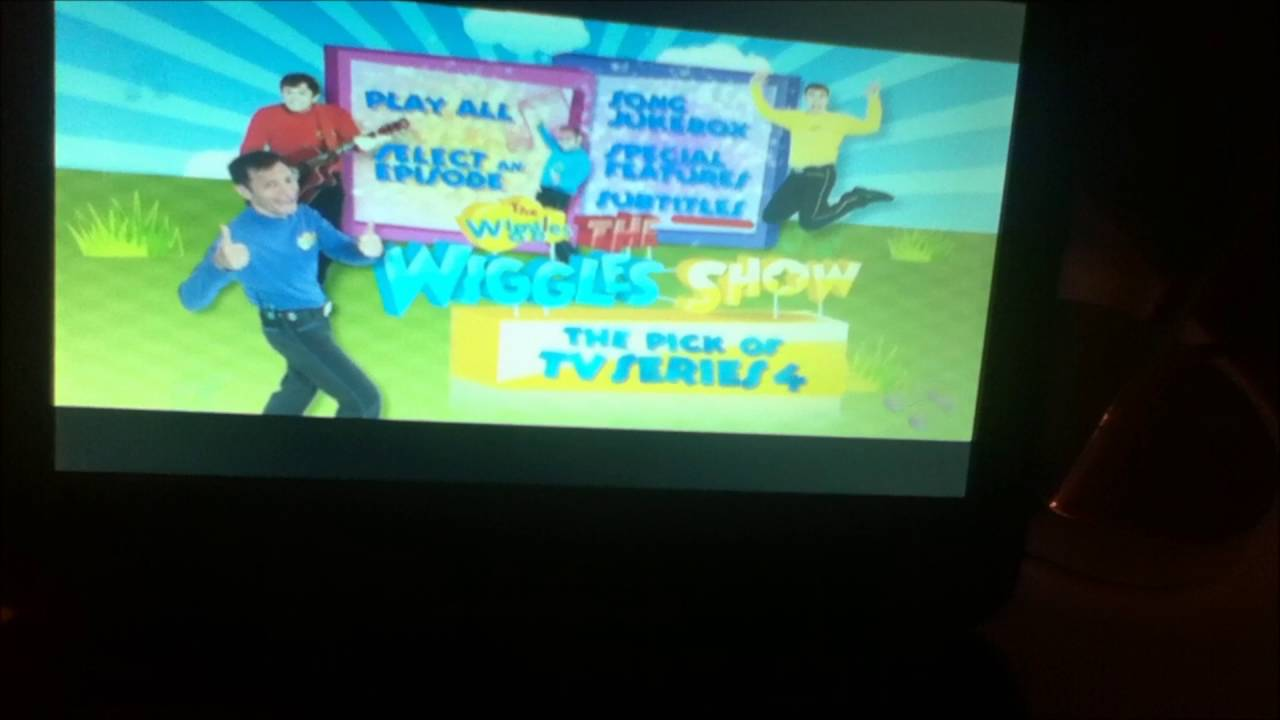 The Wiggles Pick of the TV series 4 DVD review