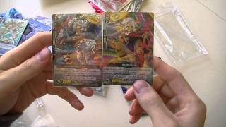 Cardfight!! Vanguard Rare Singles opening