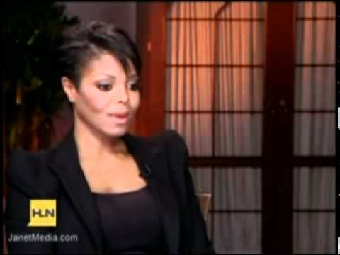 Janet Jackson- The HLN Interview (Part 1)