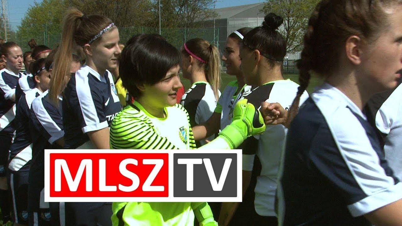 ETO FC Győr - MTK Hungária | 3-1 | JET-SOL Liga | Felsőházi rájátszás 2. forduló | MLSZTV