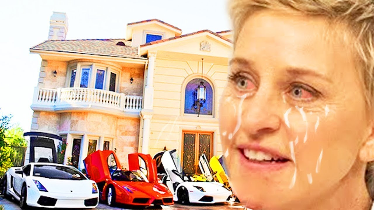 The Sad Truth Of Ellen Degeneres Will Make You Cry