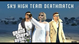 GTA 5 Online Funny Moments | GLITCHY OPEN LOBBY, FAZE MAE, HOMERUNS