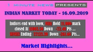 Stock Market News By 1 Minute News
