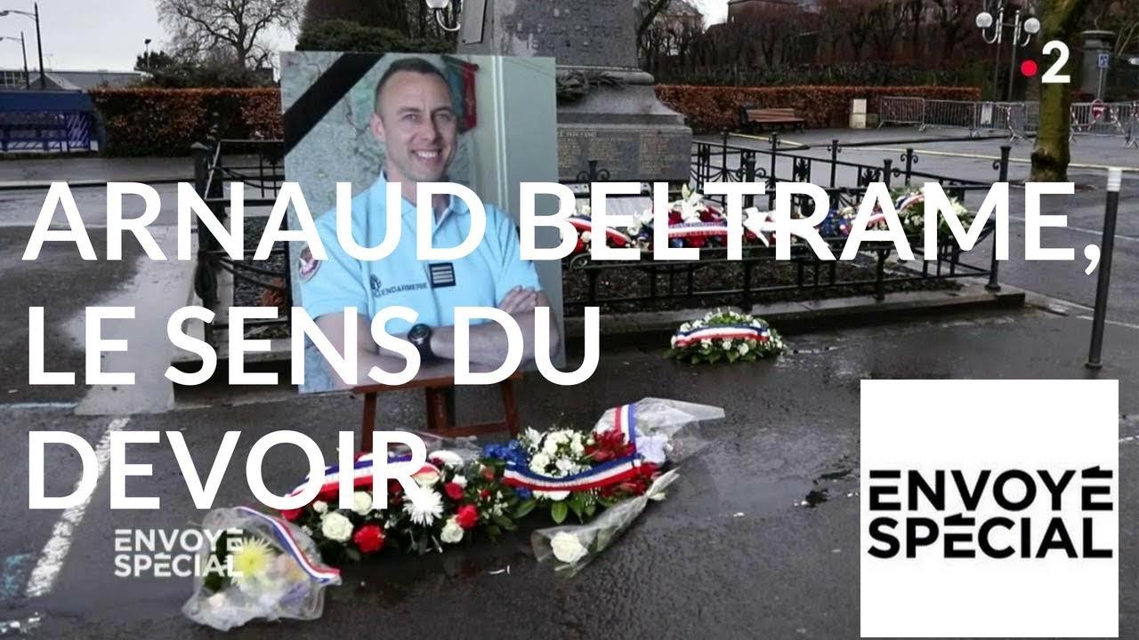 Envoyé spécial. Arnaud Beltrame, le sens du devoir - 29 mars 2018 (France 2)