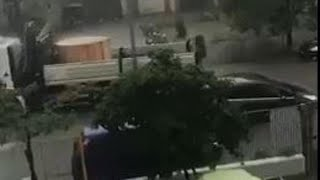 Meteo, bomba d'acqua a Limena, Cadoneghe e Saletto