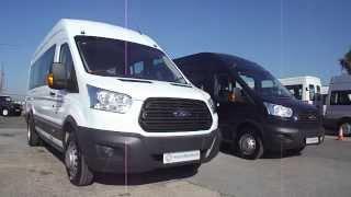 2015 Ford Transit T460 17 Seater Minibus
