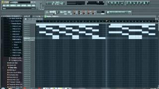 Kanye West Ft Young Jeezy Amazing Remake FL Studio 9