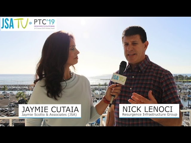 PTC'19: ResurgenceIG COO on Dark Fiber Network Expansion Plans in 2019