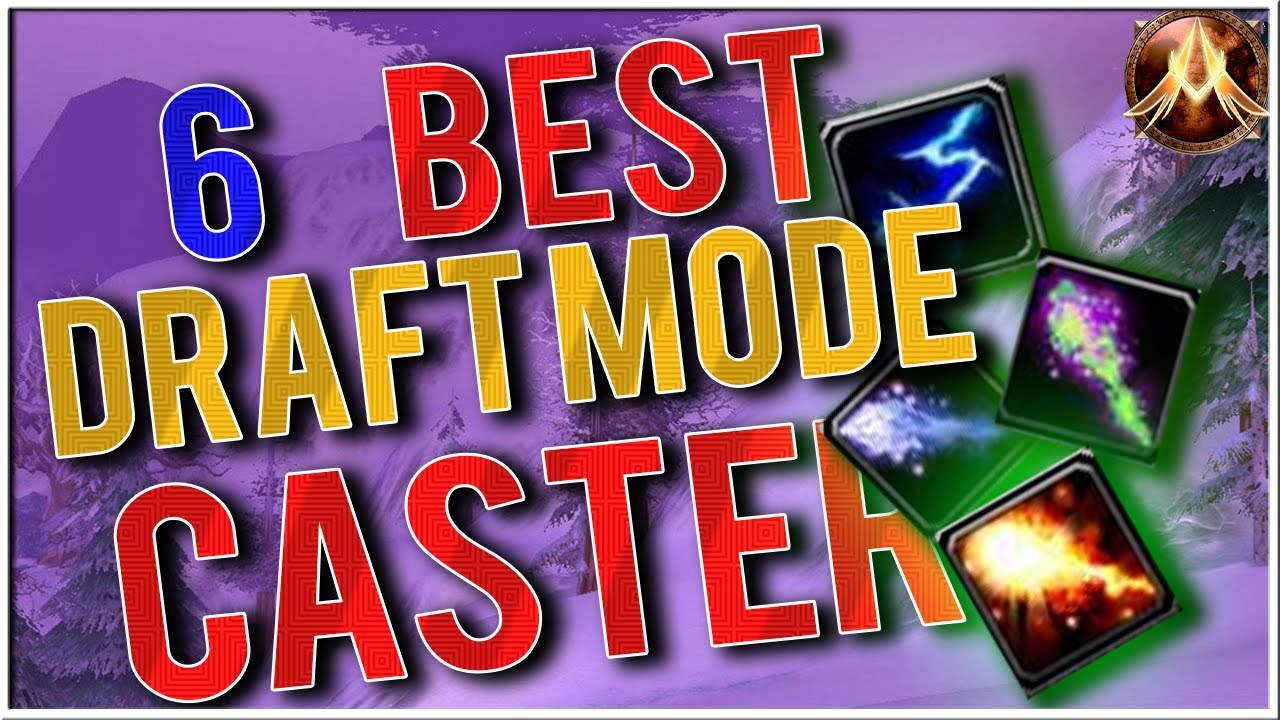 WoW Ascension | The BEST Caster Starter Abilities for Wildcard | WoW