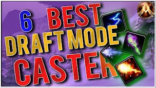 Project Ascension | The BEST Caster Starter Abilities for Draftmode | WoW Season 4