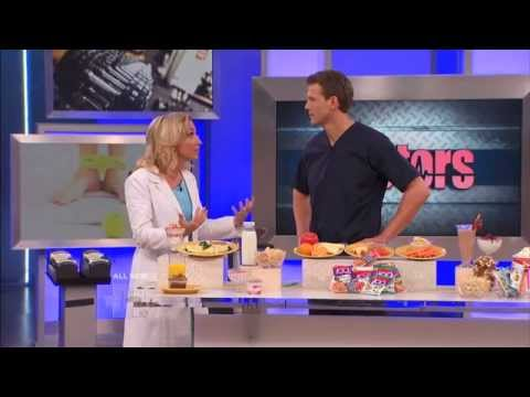 Food is Fuel! What to Eat for Breakfast -- The Doctors
