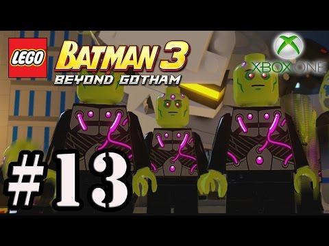 Let's Play: Lego Batman 3: Beyond Gotham - Parte 13 - Problemas na Pequena Gotham (2/2)