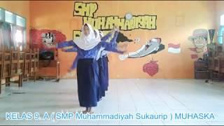 Download Mp3 Tari Kreasi Seni Islami   Mahir Zaen   Muhaska