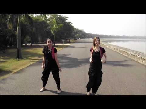 Christine & Renata | Bhangra 2015 | Pyaar Te Jaguar