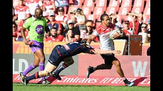 Super Rugby 2019 Round Five: Lions vs Rebels