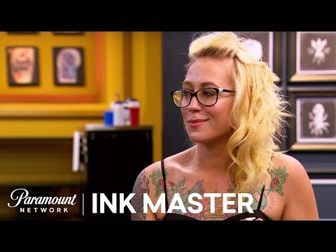 Julia's Better Than Cleen Rock One - Ink Master: Redemption, Season 3