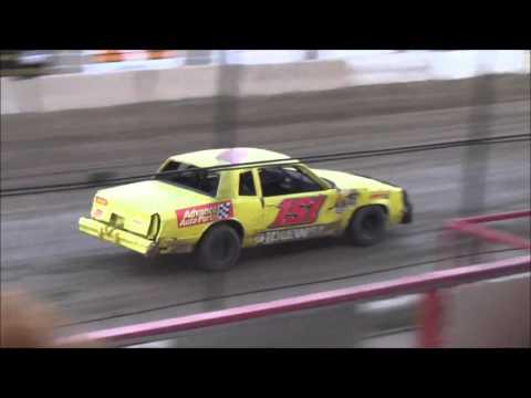 El Paso County Raceway - Championship Night - Hobby Heat Race