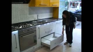 şahin mobilya mutfak