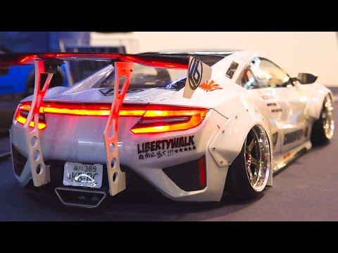 AMAZING RC DRIFT CAR RACE MODELS IN ACTION / Modell Süd Stuttgart 2016