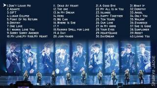 Download 슈퍼주니어 (SUPER JUNIOR) - Ballads Compilation [80 songs\5hrs] MP3 song and Music Video