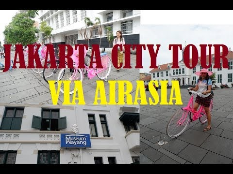 JAKARTA CITY TOUR - OLD TOWN | MOMMA LEE