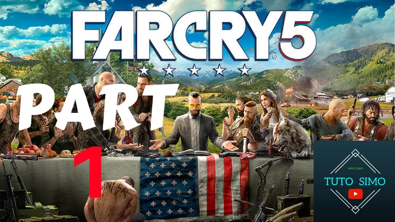 [GAMEPLAY] FAR CRY 5 Part 1 ( XBOX 360 )