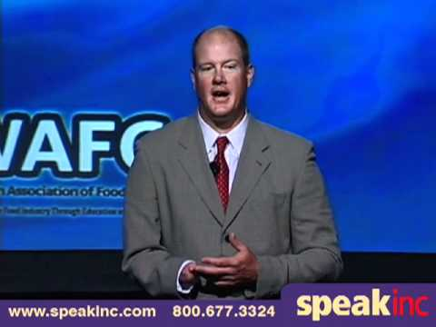 Keynote Speaker: Jim Abbott - Presented by SPEAK Inc. - YouTube
