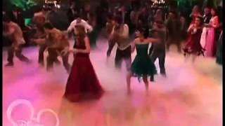 Zombie Dance Battle Wizard of Waverly Place Episode S02E29 Wizards vs  Vampires vs Zombies   copia